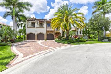 Home for Sale at 7261 Lemon Grass Drive, Parkland FL 33076