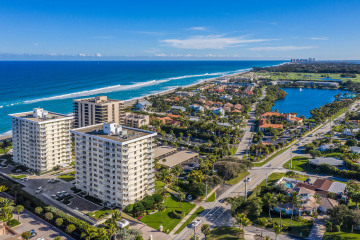 Home for Sale at 500 Ocean Drive #W-3A, Juno Beach FL 33408