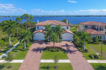Home for Sale at 3100 NW Radcliffe Way, Palm City FL 34990