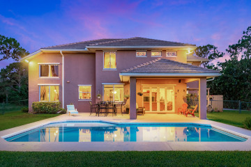 Home for Sale at 5451 SW Windward Way, Palm City FL 34990