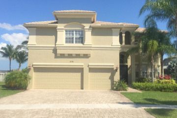 Home for Rent at 2176 Bellcrest Circle, Royal Palm Beach FL 33411