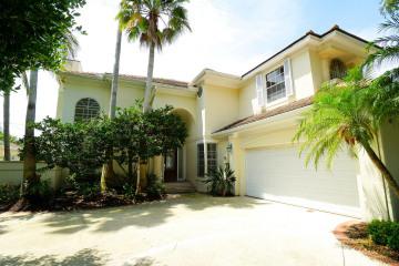 Home for Sale at 15 Grand Bay Circle, Juno Beach FL 33408