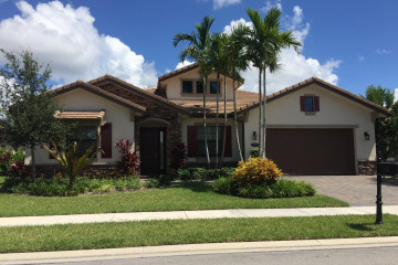 Home for Rent at 11265 Watercrest Circle E, Parkland FL 33076