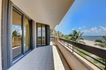 Home for Rent at 1300 S Ocean Boulevard #203, Pompano Beach FL 33062
