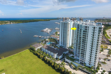 Home for Sale at 1 Water Club Way #2003, North Palm Beach FL 33408