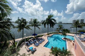 Home for Rent at 3370 NE Hidden Bay Drive #2610, Aventura FL 33180