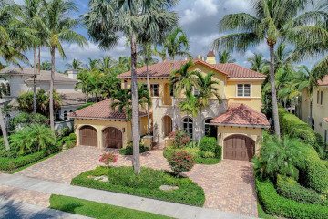 Home for Sale at 789 Harbour Isles Court, North Palm Beach FL 33410