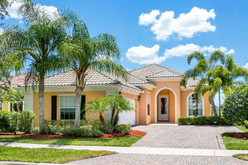 Home for Sale at 10815 SW Hartwick Drive, Port Saint Lucie FL 34987