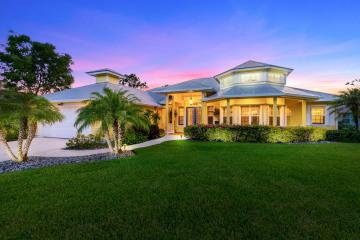 Home for Sale at 843 SW Keats Avenue, Palm City FL 34990