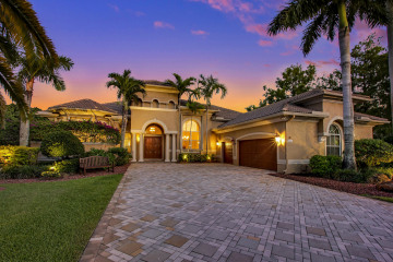 Home for Sale at 9262 NW 63rd Court, Parkland FL 33067