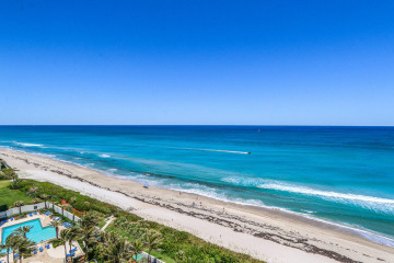 Home for Rent at 5380 N Ocean Drive #14F, Riviera Beach FL 33404