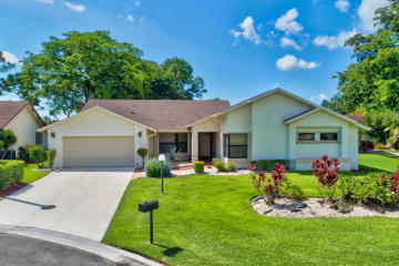 Home for Sale at 5584 Sugar Mill Court, Delray Beach FL 33484