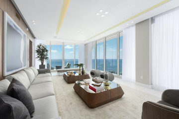 Home for Sale at 16901 Collins Avenue #2001, Sunny Isles Beach FL 33160