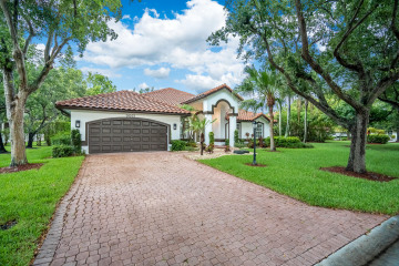 Home for Sale at 9661 NW 58th Court, Parkland FL 33076