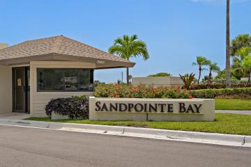 Home for Sale at 19800 Sandpointe Bay Drive #101, Tequesta FL 33469
