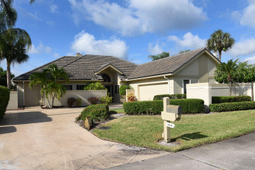 Home for Rent at 10350 SE Terrapin Place, Tequesta FL 33469