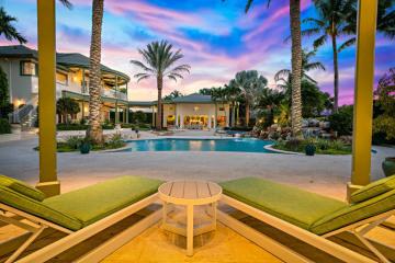 Home for Sale at 3131 Casseekey Island Road, Jupiter FL 33477