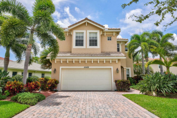 Home for Rent at 12462 Aviles Circle, Palm Beach Gardens FL 33418
