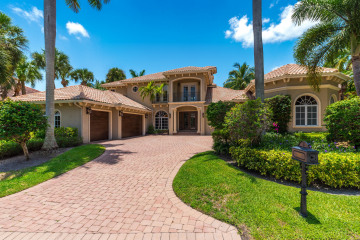 Home for Sale at 797 Harbour Isles Place, North Palm Beach FL 33410
