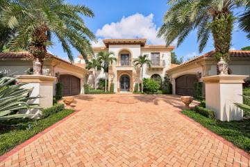 Home for Sale at 107 Via Palacio, Palm Beach Gardens FL 33418