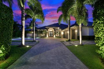Home for Sale at 263 River Drive, Tequesta FL 33469