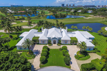 Home for Sale at 11589 Lake House Court, North Palm Beach FL 33408