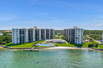Home for Sale at 19800 Sandpointe Bay Drive #103, Tequesta FL 33469