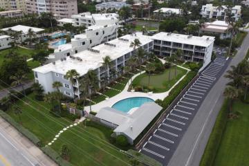 Home for Sale at 150 N Ocean Boulevard #S-18, Delray Beach FL 33483