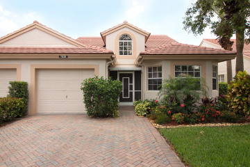 Home for Sale at 7839 Silver Lake Drive, Delray Beach FL 33446