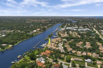 Home for Sale at 913 Oak Harbour Drive, Juno Beach FL 33408