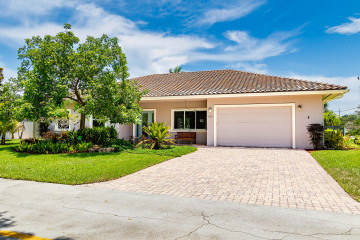 Home for Sale at 2100 NE 32nd Street, Lighthouse Point FL 33064