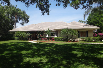 Home for Sale at 18457 SE Heritage Oaks Lane, Tequesta FL 33469
