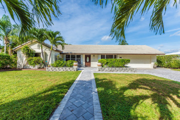 Home for Sale at 2310 NE 41st Street, Lighthouse Point FL 33064