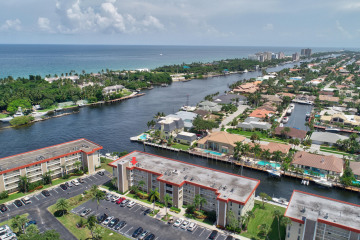 Home for Sale at 3050 NE 48th Court #205, Lighthouse Point FL 33064