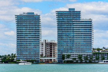 Home for Rent at 520 West Avenue #802, Miami Beach FL 33139
