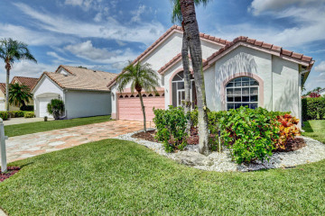 Home for Sale at 7499 Stirling Bridge Boulevard N, Delray Beach FL 33446