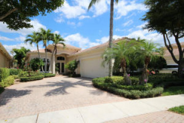 Home for Sale at 7897 Trieste Place, Delray Beach FL 33446