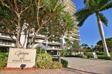 Home for Sale at 800 Ocean Drive #PH1, Juno Beach FL 33408