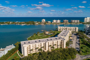 Home for Sale at 100 Intracoastal Place ##105, Tequesta FL 33469