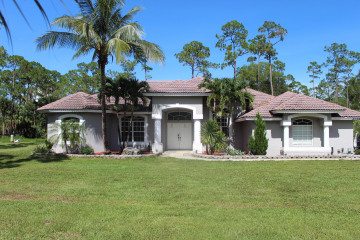 Home for Sale at 2796 Fawn Drive, Loxahatchee FL 33470