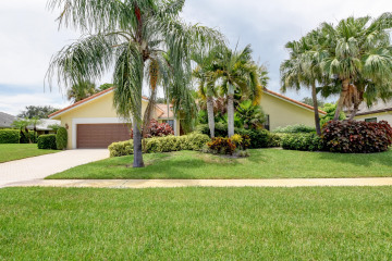 Home for Sale at 16801 Rose Apple Drive, Delray Beach FL 33445