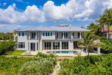 Home for Sale at 711 N Ocean Boulevard, Delray Beach FL 33483