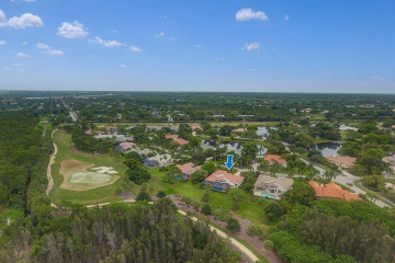 Home for Sale at 4184 SW Gleneagle Circle, Palm City FL 34990