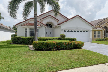 Home for Sale at 7668 Stirling Bridge Boulevard N, Delray Beach FL 33446