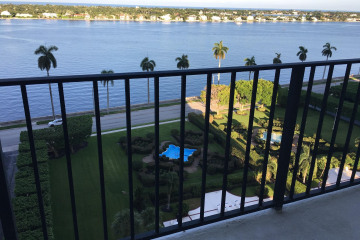 Home for Rent at 1701 S Flagler Drive #1207, West Palm Beach FL 33401