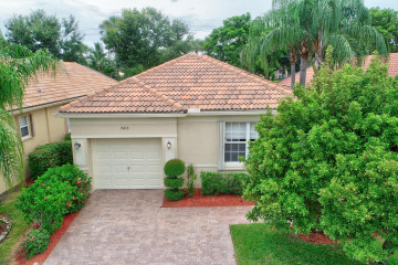 Home for Sale at 15418 Fiorenza Circle, Delray Beach FL 33446