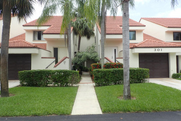Home for Rent at 301 Sea Oats Drive #B, Juno Beach FL 33408