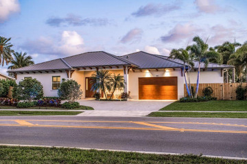 Home for Sale at 748 Lighthouse Drive, North Palm Beach FL 33408