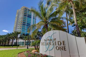 Home for Sale at 1 N Ocean Boulevard #PH02, Pompano Beach FL 33062
