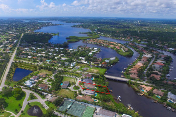 Home for Sale at 18658 SE St Augustine Way, Tequesta FL 33469